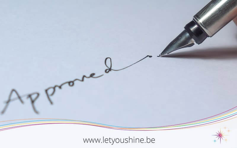 Signature du 1e client: grand moment de joie !