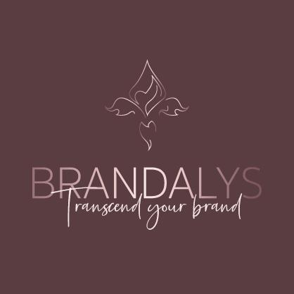 Logo Brandalys - révélation d'univers de marque par Virginie Gruber - Let You Shine - graphiste et webdesigner intuitive